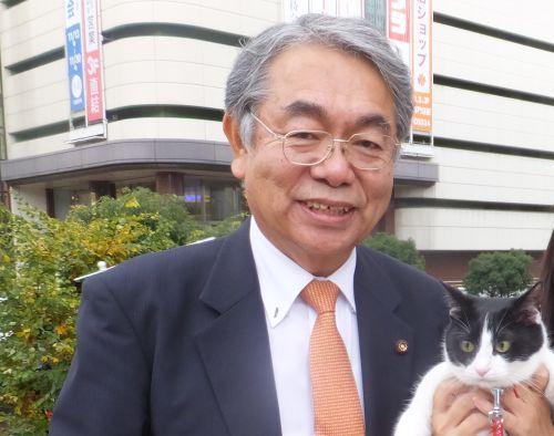 さいたま市議会議員 新藤信夫先生