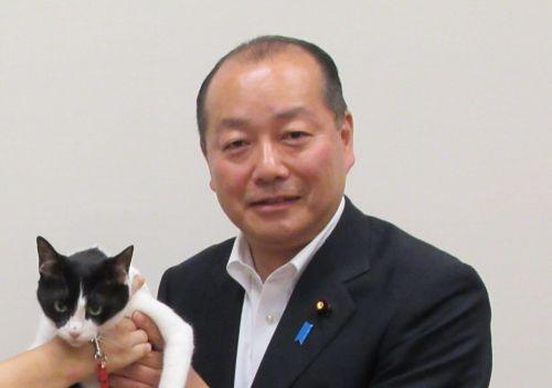 衆議院議員 高木啓先生 500