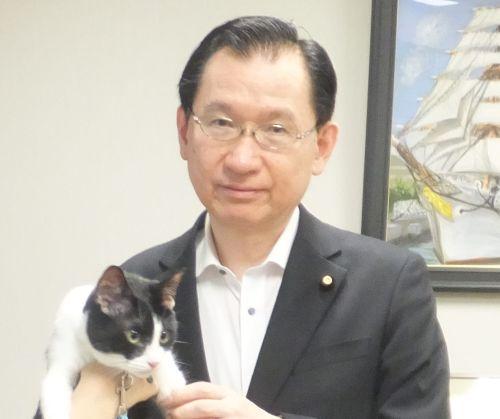 参議院議員 浜田昌良先生  16年500