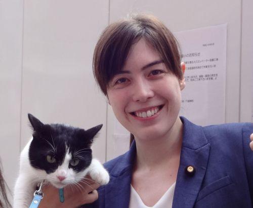 参議院議員小野田紀美先生 岡山県 500