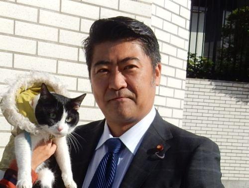 衆議院議員 木原誠二先生 東京20区 500
