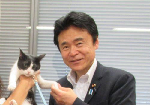 串田誠一先生 500