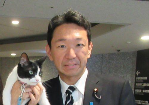 衆議院議員 上野宏史先生 南関東B 群馬 500