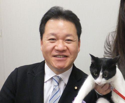 参議院議員 尾立源幸先生 2016年1月 500
