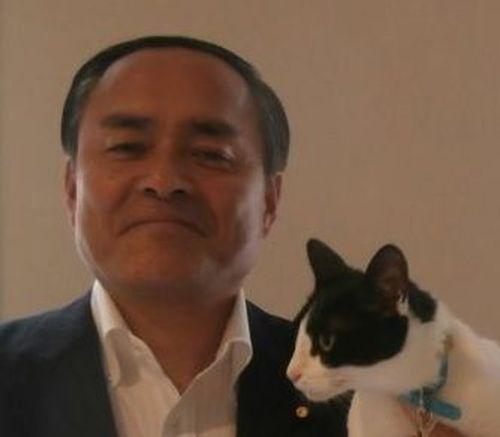 社民党党首 吉田忠智先生 500