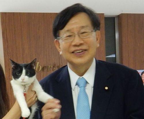 参議院議員 木村よしお先生 500