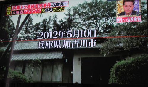 TV 兵庫県加古川市 2012年 500