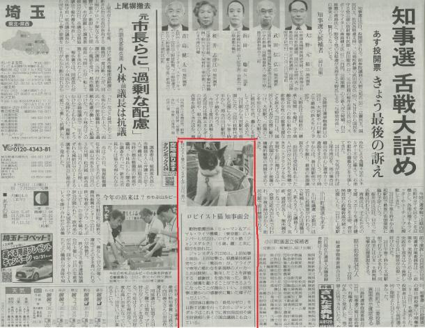 大野 元裕(埼玉県知事選挙) - 政治山