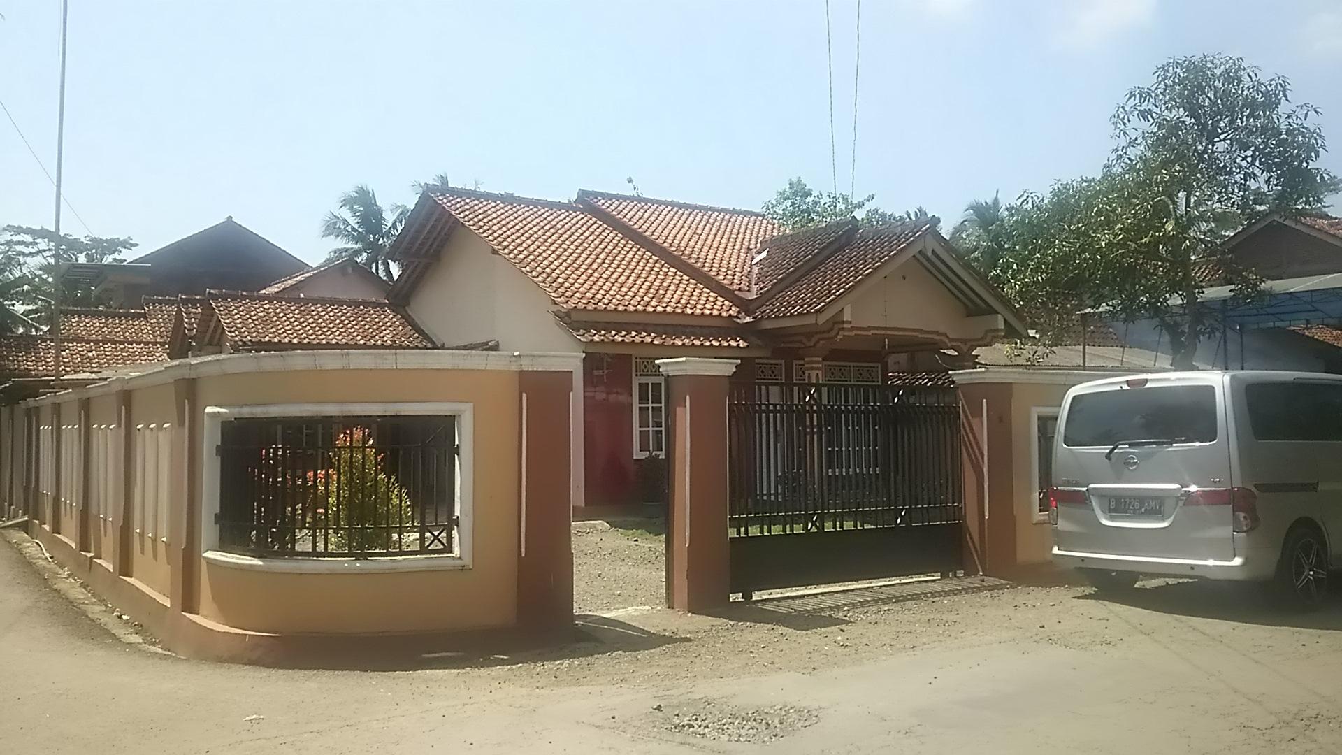 あるインドネシア実習生の家