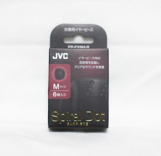 JVC イヤーピース