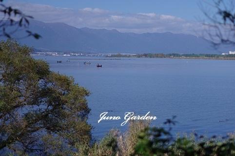 琵琶湖181026