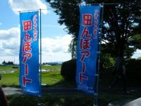 2019-07-13奥州市田んぼアート01