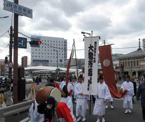 181215JR奈良駅前