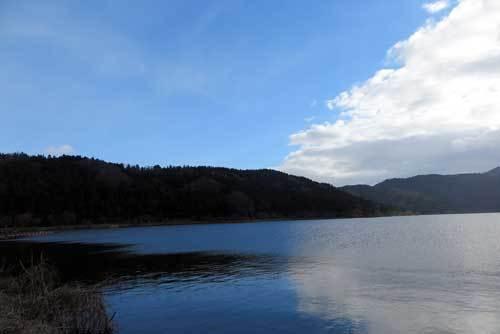 190109余呉湖