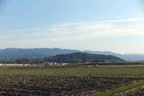 190305耳成山へ香久山