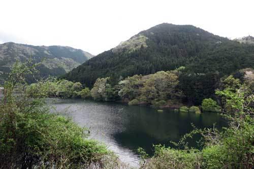 190425室生湖