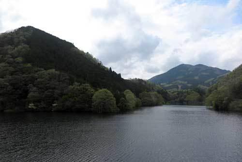 190425赤人橋から額井岳