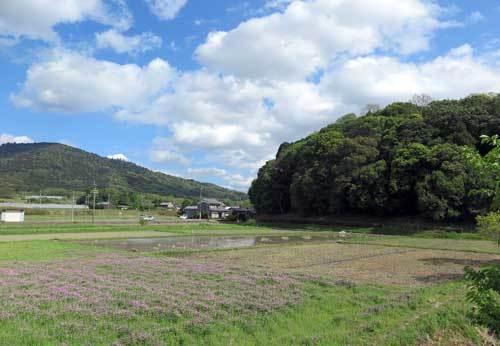 190427三輪山と箸墓