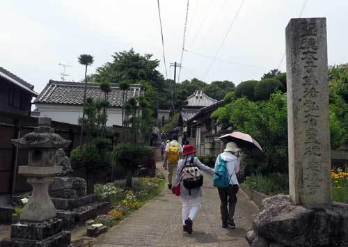 190526定林寺跡