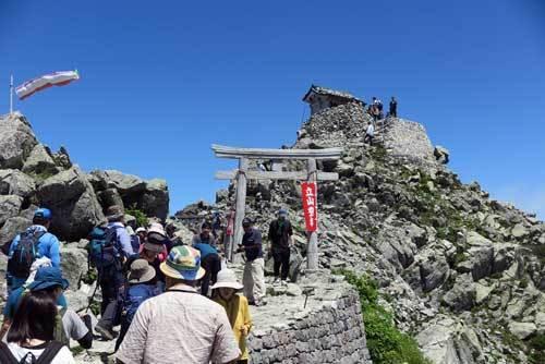 190810雄山神社へ