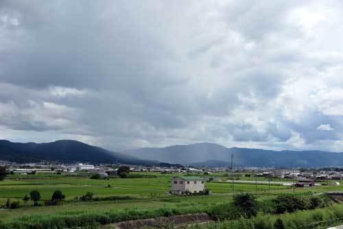190905展望台から三輪山