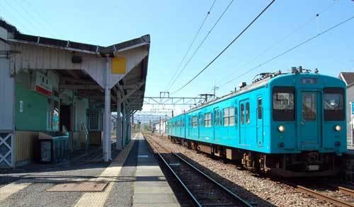 160516柳本駅
