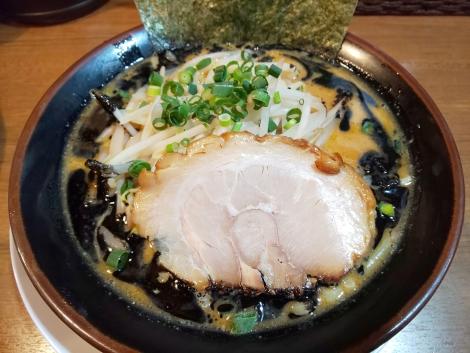 黒マー油味噌
