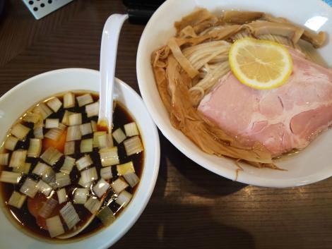 名古屋コーチン昆布水つけ麺