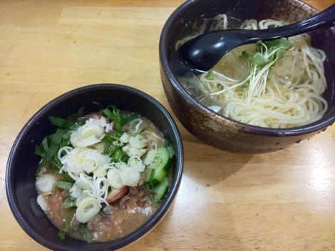 冷汁つけ麺