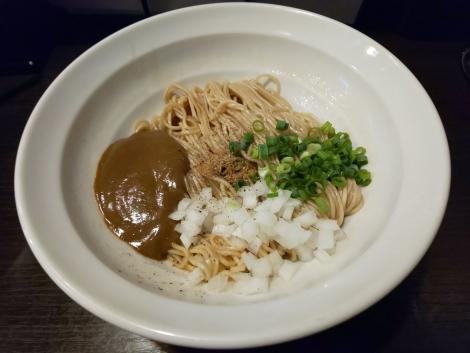 牡蠣和え麺