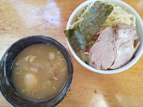 濃厚魚介豚骨つけ麺
