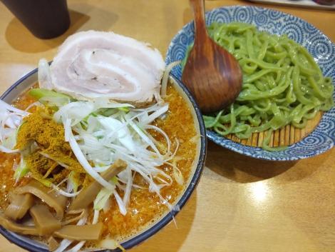 辛味噌カレーつけ麺