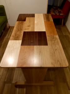 テーブル(真上)