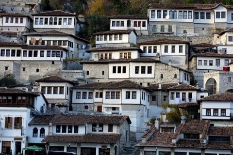 アルバニアの世界遺産ベラト