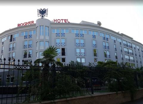 ログナーホテル アルバニア