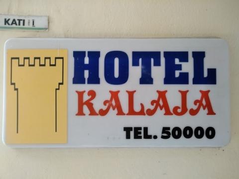 まずはHotel Kalajaにチェックイン5