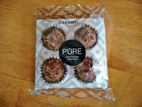 ラトビア製クッキー&キャラメルのチョコボール1