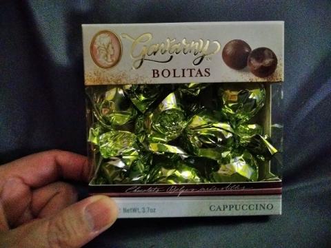 ベルギー製ダークカプチーノ チョコレート1