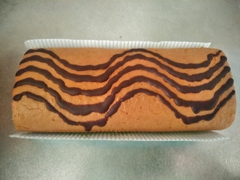 イタリア GECCHELEのロールケーキ2