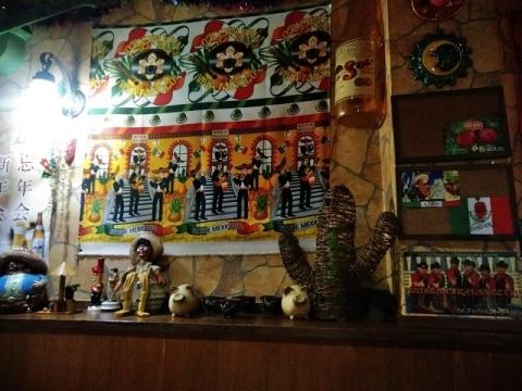 地元のメキシコ料理店「エル ソール」リピート1