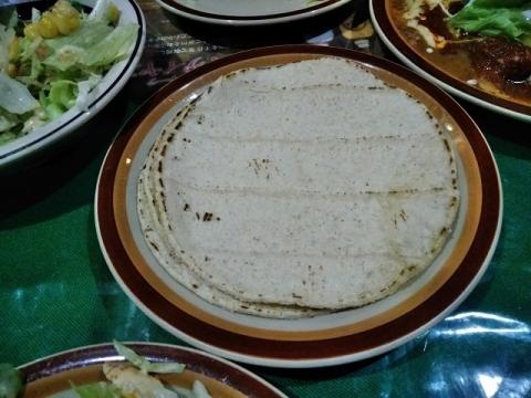 地元のメキシコ料理店「エル ソール」リピート3