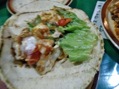 地元のメキシコ料理店「エル ソール」リピート4