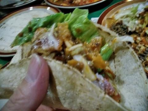 地元のメキシコ料理店「エル ソール」リピート5