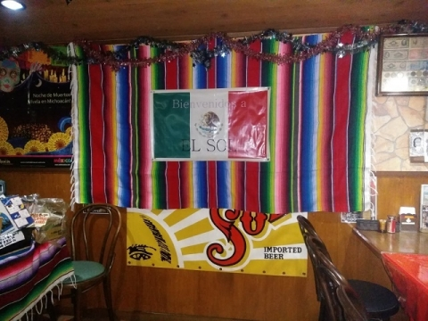 メキシコ料理店エルソール4