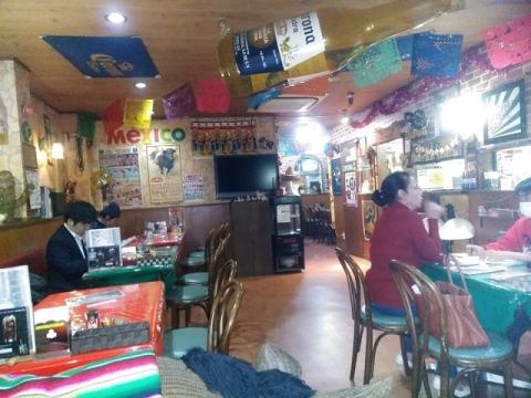 メキシコ料理店エルソール6