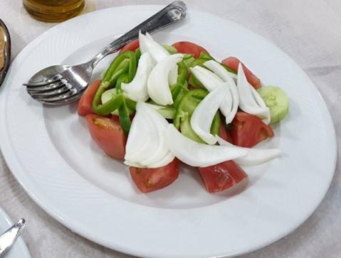 ティラナの人気レストランOda4