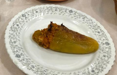 ティラナの人気レストランOda5