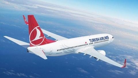 トルコ航空で行ってきます