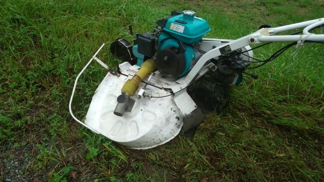 自走式草刈り機0727