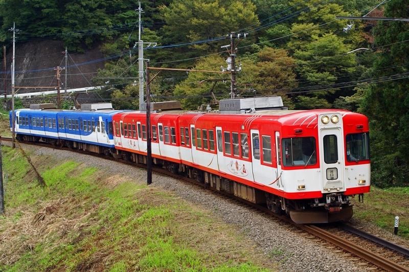 2008年10月7日 上大月~田野倉にて